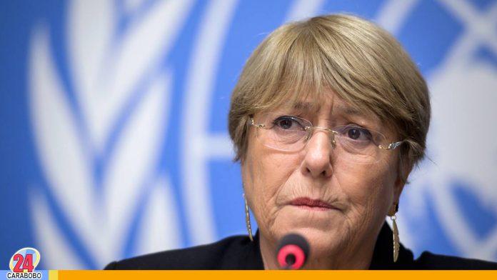 Michelle Bachelet habló sobre la situación venezolana otra vez2 - Noticias 24 Carabobo