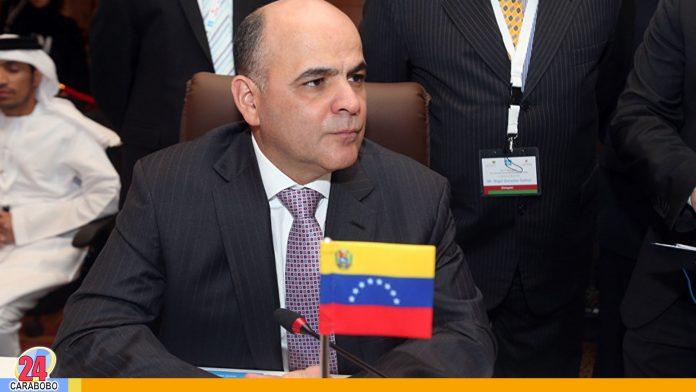 Ministro de Petróleo