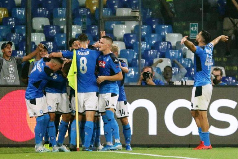 ¡Champions! Nápoles venció al campeón y Barcelona empató en Alemania