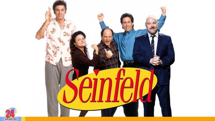 Seinfeld por fin llega a la plataforma de Netflix para 2021