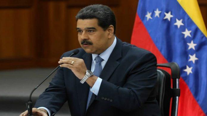 Nicolás Maduro dijo