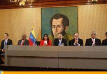 mesa de dialogo nacional