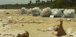 Playas de Venezuela perdiendo
