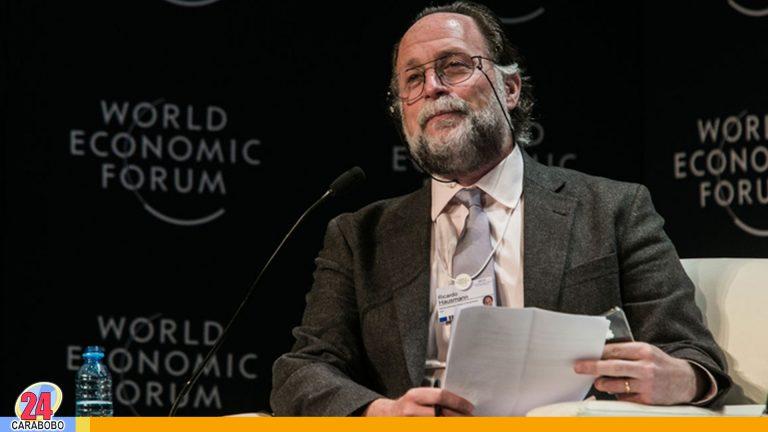 Ricardo Hausmann renunció como representante de Venezuela ante BID