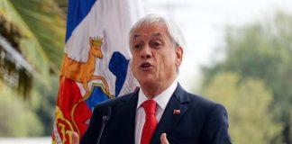 Sebastián Piñera a Bachelet