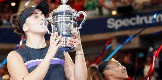 Bianca Andreescu venció a Serena - noticias24 Carabobo