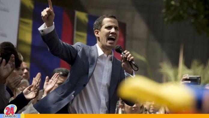 Popularidad de Juan Guaidó