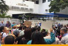 Trabajadores del Hospital