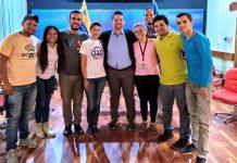 Encuentro entre comunidad ucista y ministerio - noticias24 Carabobo
