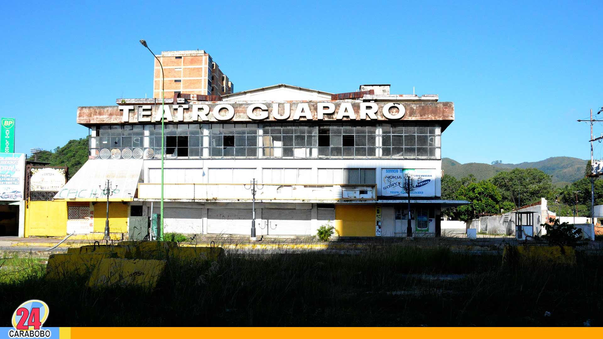 Teatro Guaparo - Noticias 24 Carabobo