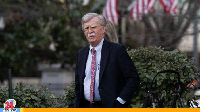 trump-despide-asesor-de-seguridad-nacional-bolton - Noticias 24 Carabobo