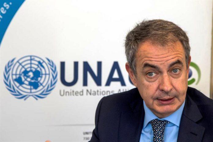 Zapatero respalda mesa de diálogo - noticias24 Carabobo