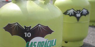 tarifas de GasDrácula