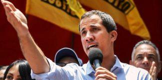 Guaidó abandonó mesa - noticias24 Carabobo