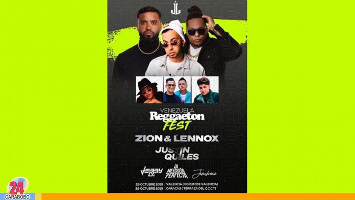 Festival Regeaton Fest 2019 - Noticias 24 Carabobo