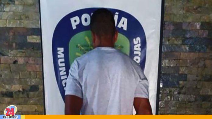 Detenido cantante de música criolla - Detenido cantante de música criolla