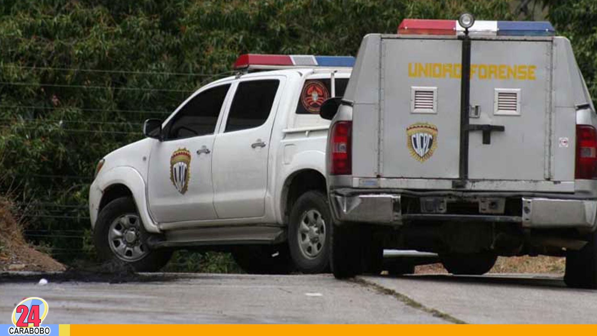 En el municipio Ezequiel Zamora fue encontrado en la vía pública el cadáver de una fémina. La mujer asesinada en Aragua respondía al nombre de Damelis Coromoto Rodríguez de 41 años de edad.