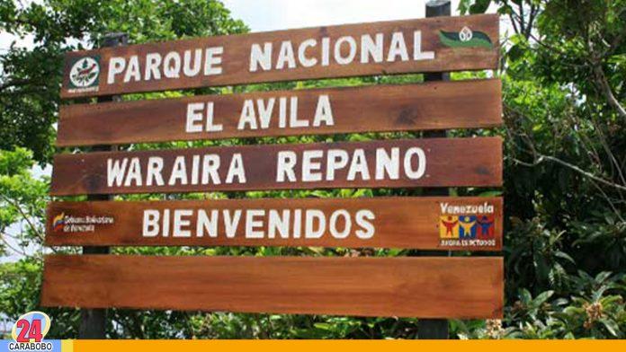 Robaron a ocho personas en el Ávila - Robaron a ocho personas en el Ávila