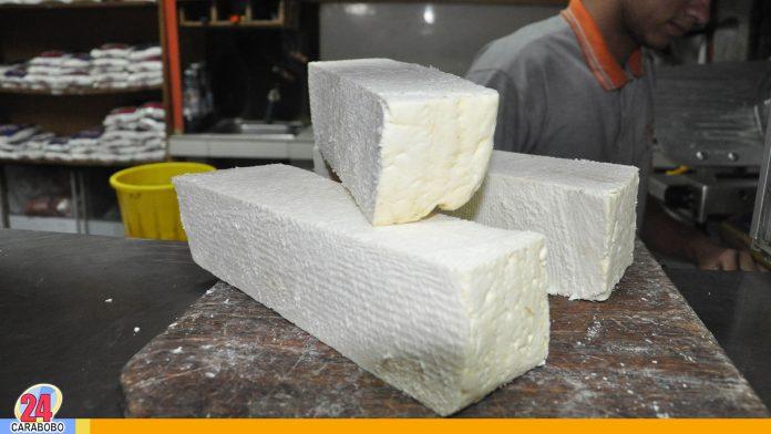 Precio del queso