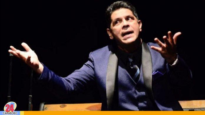 actor Carlos Cruz - actor Carlos Cruz