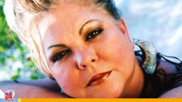 Actriz Rebeca González - Actriz Rebeca González