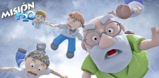 Misión H2O participará en Festival de Animación de Panamá