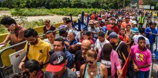 cifra de migrantes venezolanos - cifra de migrantes venezolanos