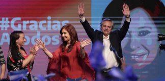 Alberto Fernández nuevo presidente de Argentina