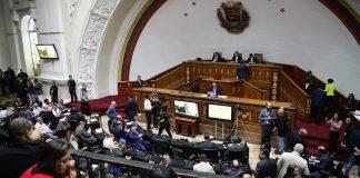 Asamblea Nacional rechazó censo