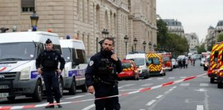 Ataque contra policías en París