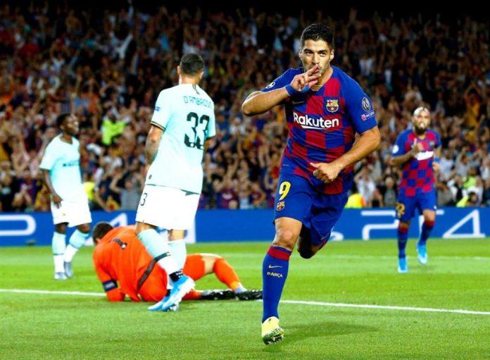 Barcelona se amparó - noticia