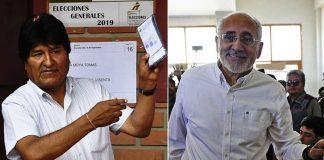 Evo Morales irá segunda vuelta - noticias24 Carabobo