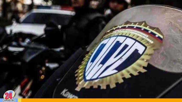 CICPC capturó a Vigilante - CICPC captur+o a vigilante