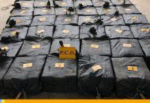Capturan a venezolanos con cocaína