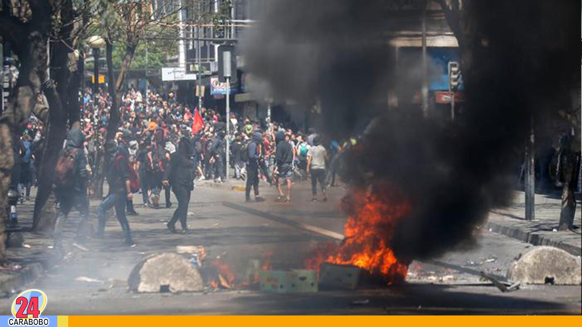 Caracazo en Chile – Caracazo en Chile