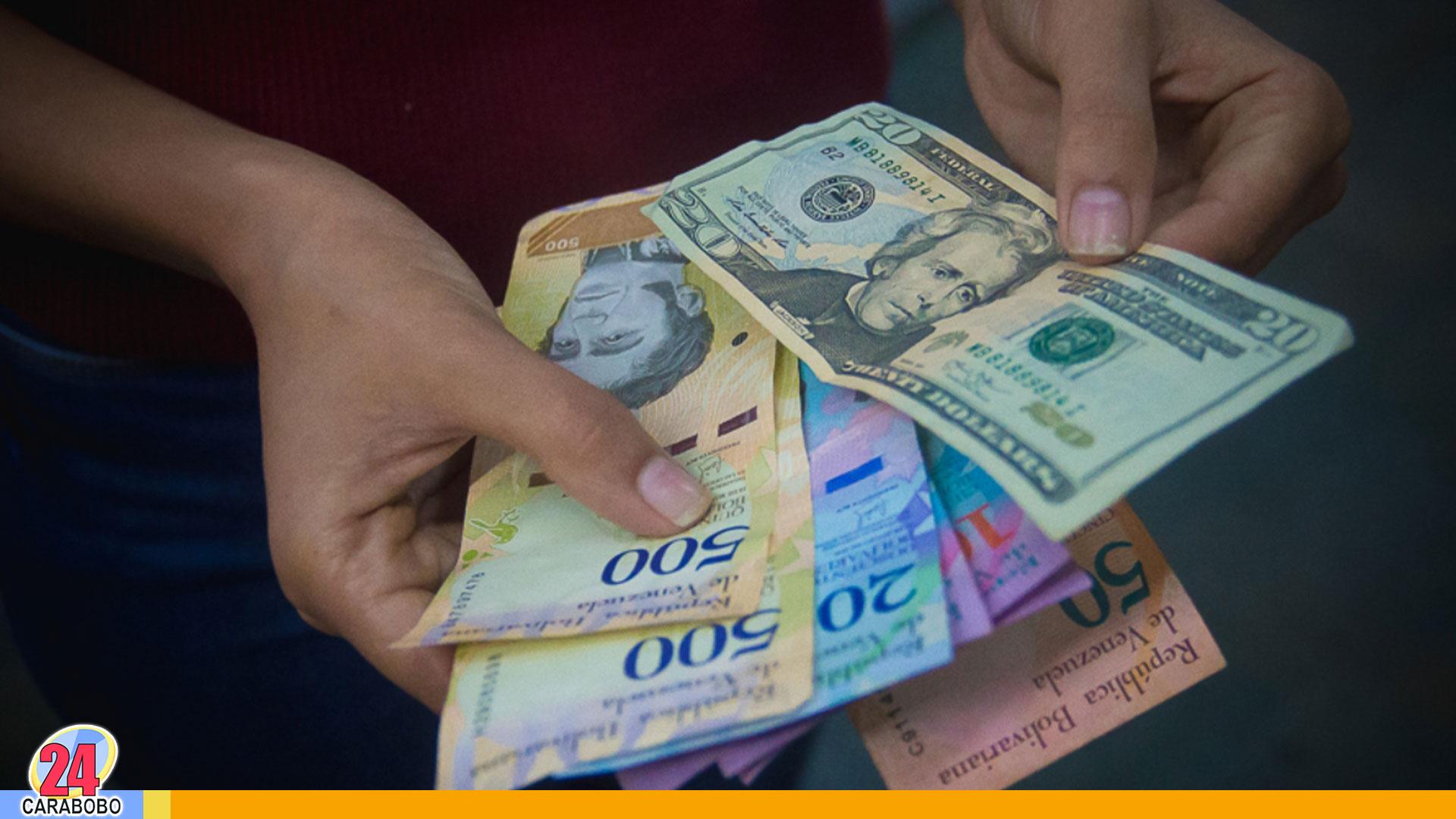 dólares en la ciudad - dólares en la ciudad