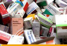 venta ilegal de medicinas
