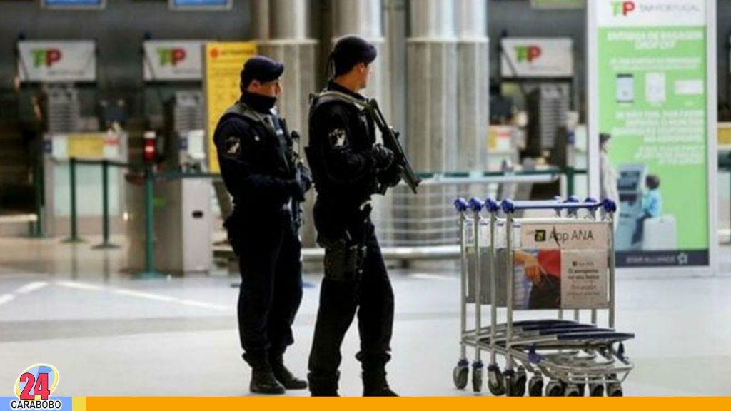 detenidos por introducir droga en España