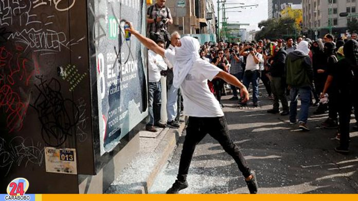 Disturbios en Tlatelolco