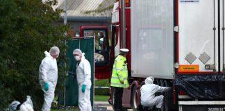 detenidos en Reino Unido