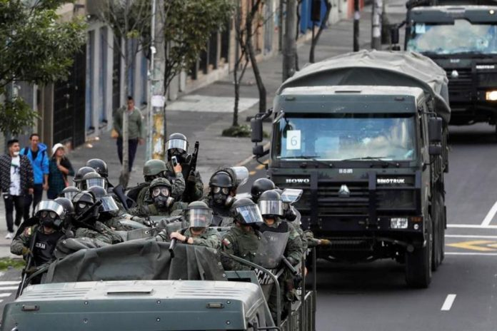 Toque de queda en Ecuador - noticias24 Carabobo