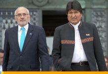 Elecciones en Bolivia - Elecciones en Bolivia