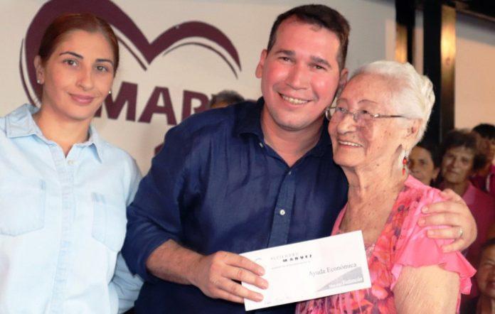 Fueron entregadas ayudas sociales - noticias24 Carabobo