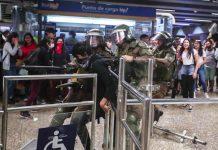 Estado de emergencia en Santiago - noticias24 Carabobo