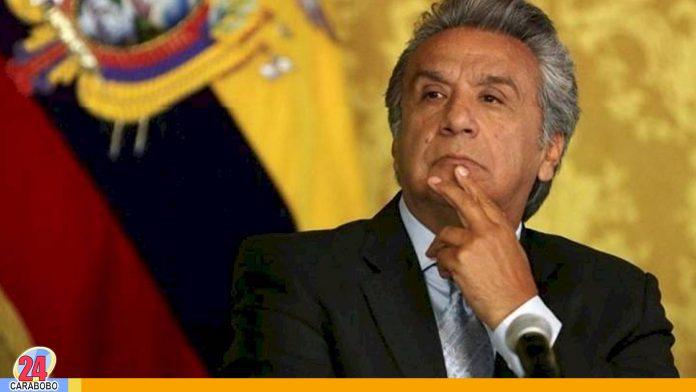 Toque de queda en Ecuador decretó Lenín Moreno
