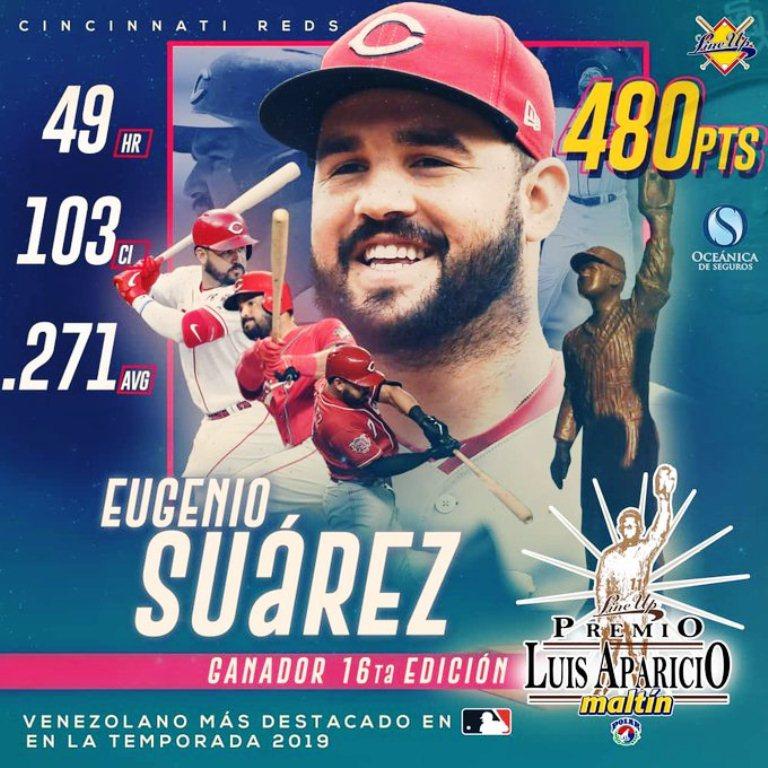 Eugenio Suárez ganó - noticias24 Carabobo