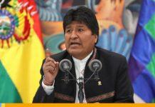 Evo Morales denunció supuesto golpe de Estado