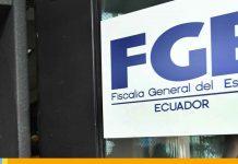 Fiscalía de Ecuador suspende actividades laborales ante protestas
