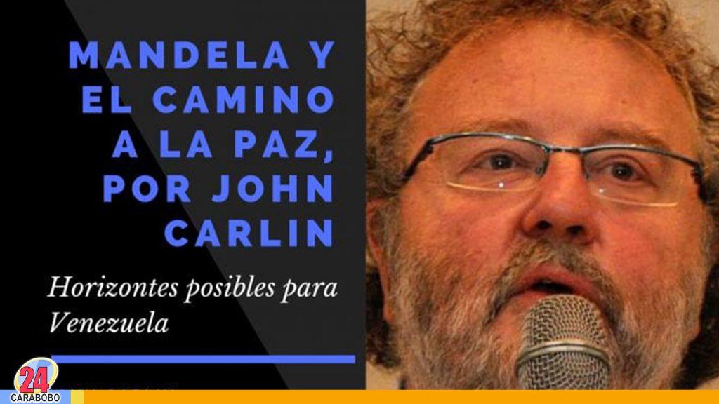 periodista John Carlin