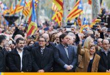 Independentistas de Cataluña